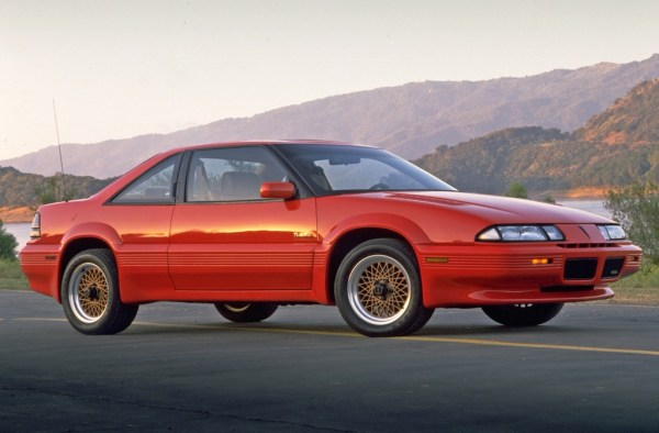 pontiac grand prix turbo