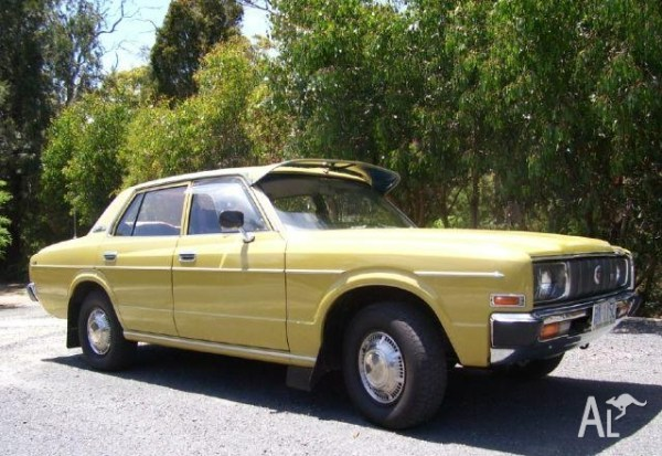 Another Toyota Crown