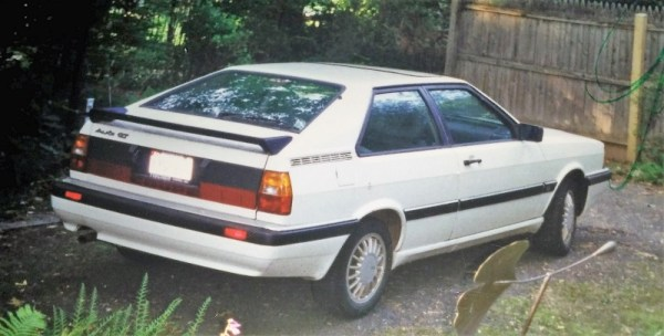 0 - 1986 Audi Coupe GT
