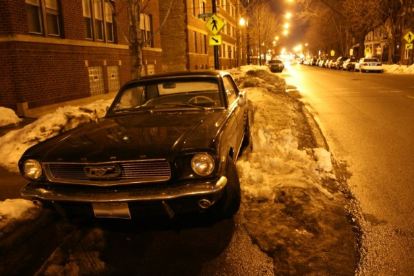 029 - 1966 Ford Mustang notchback CC