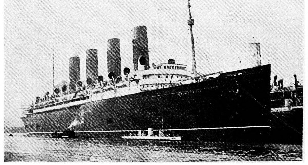 116 mauretania and turbinia