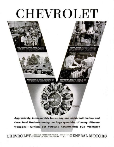 1942-45 Chevrolet Ad-16