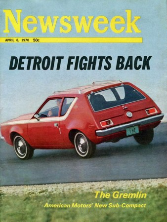 1970 Newsweek Cover