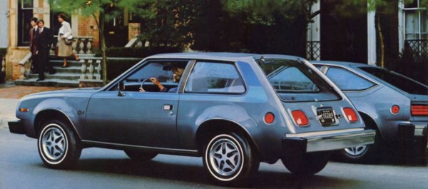 1981 Spirit Brochure