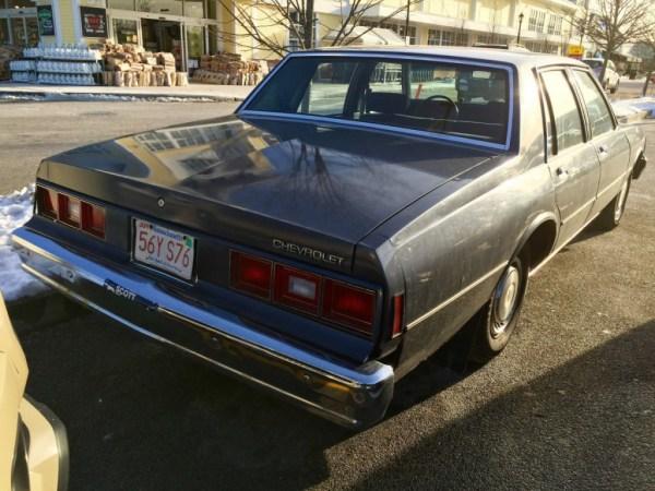 1984 Impala