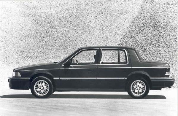 1989 dodge spirit es turbo