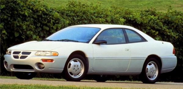 1995 Sebring coupe