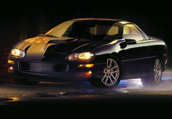 2002 chevrolet camaro 2
