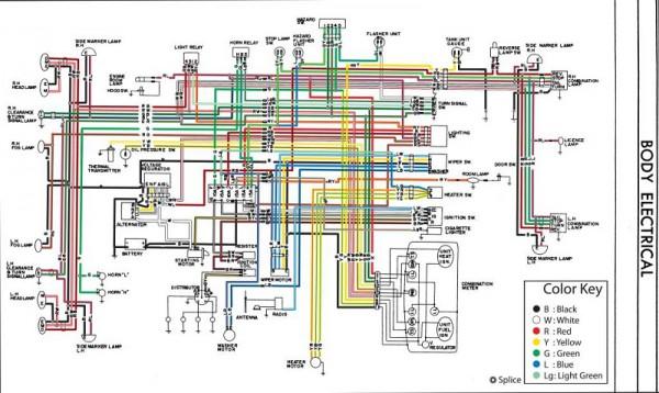 1971 datsun 510 wiring diagram battery relocation 4 -