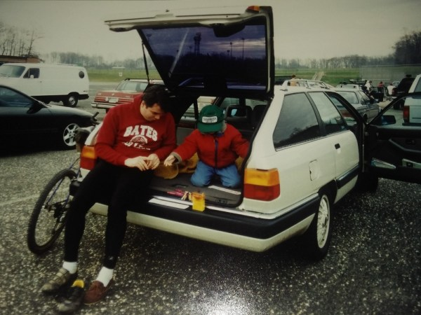 7 - Audi 200 Avant