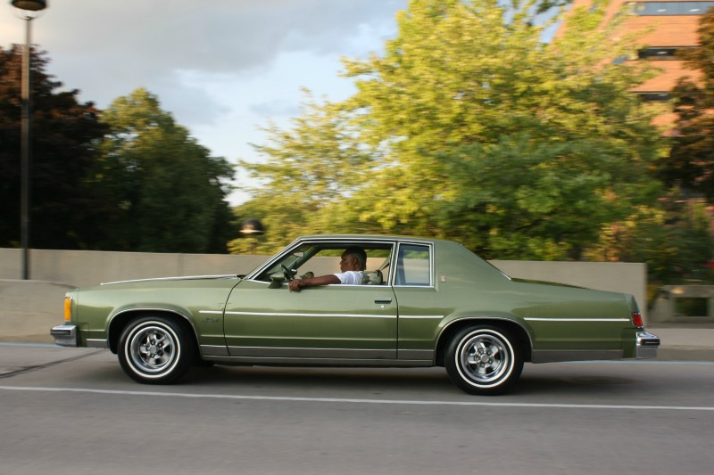 In Motion Cc Outtake 1979 Oldsmobile Delta 88 Royale