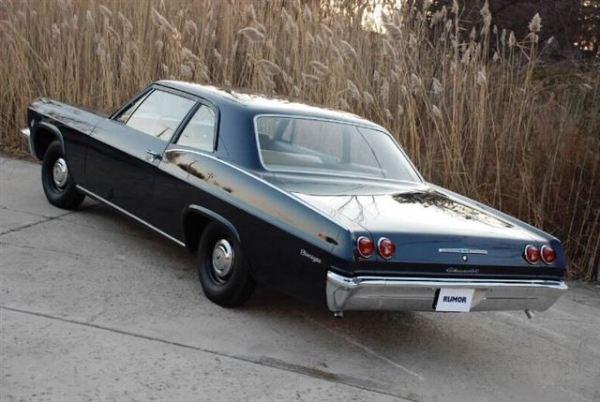 Chevrolet 1965 Biscayne bk