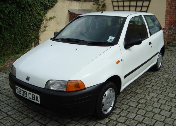 Fiat Punto mk1