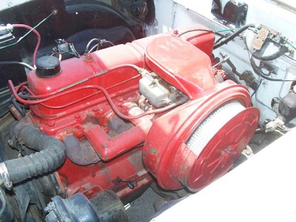 Ford 1959 223 six
