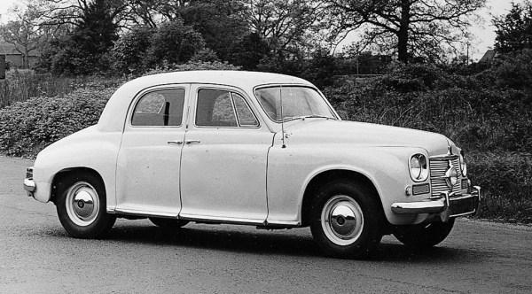 Rover 1949 P4 75