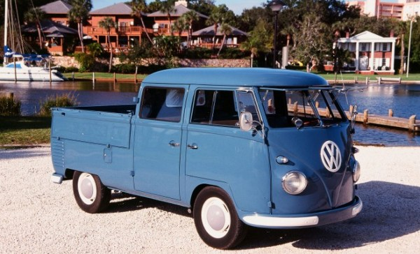 VW T2 Binz double cab