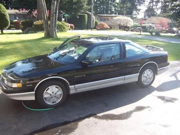 cutty_supreme 1990 oldsmobile cutlass supreme quad 4