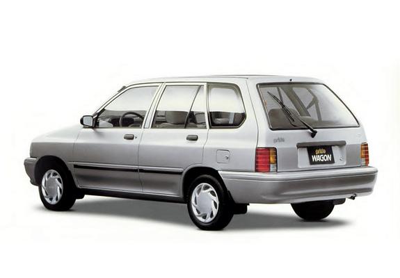 kia pride wagon 2