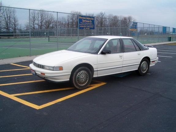 oldsmobile cutlass supreme quad 4 4