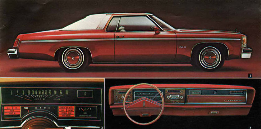 1978 Oldsmobile Shop Manual Cutlass Toronado 88 98 etc