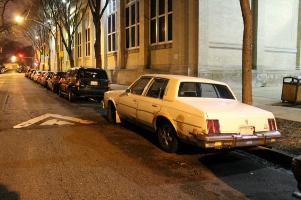 032 - 1985 Oldsmobile Cutlass Supreme sedan CC