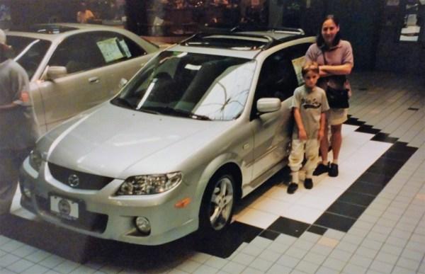 1 - Mazda Protege5