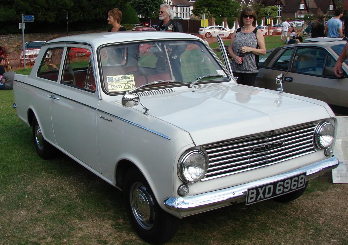 Carshow Classic: 1964 Vauxhall Viva HA Saloon – Viva Vauxhall?