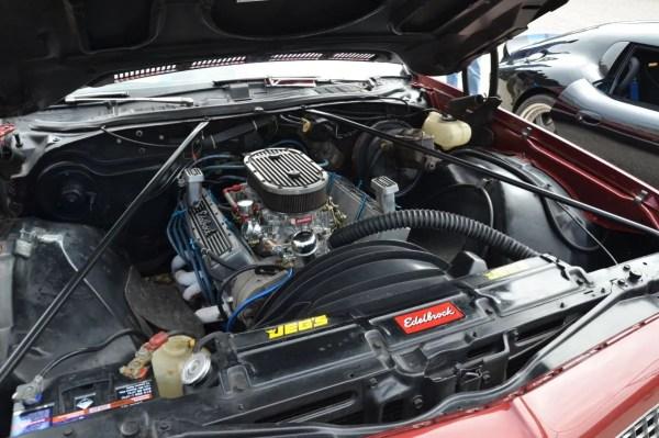 1975 Chevy Laguna S3 engine