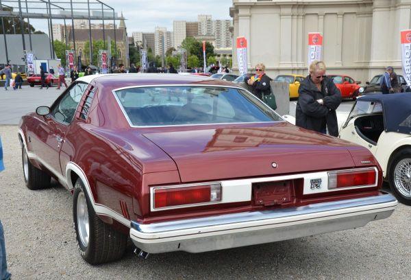 1975 Chevy Laguna S3 rear