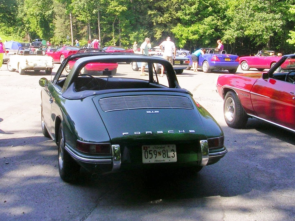 2 1968 porsche 912 for 1968 porsche 912 targa soft window
