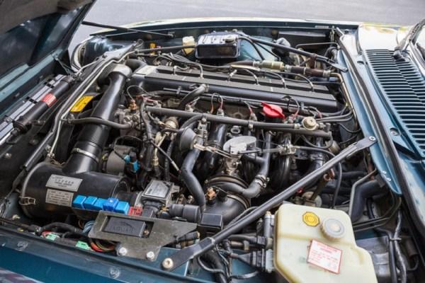 3 - Jaguar XJS
