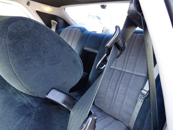 Cloth interior in an LSC!