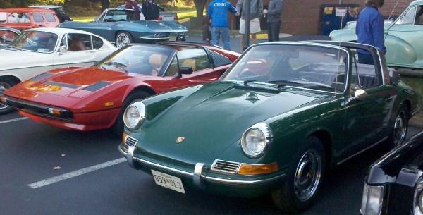 7 - 1968 Porsche 912