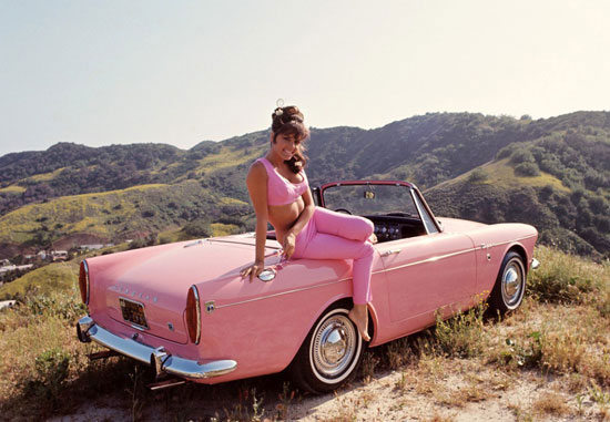 Cc Easter Bunny Special The Cars Of The Playboy Bunnies Of The