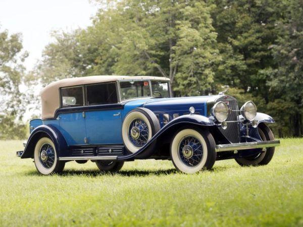 Cadillac 1930 V16 fleetwood