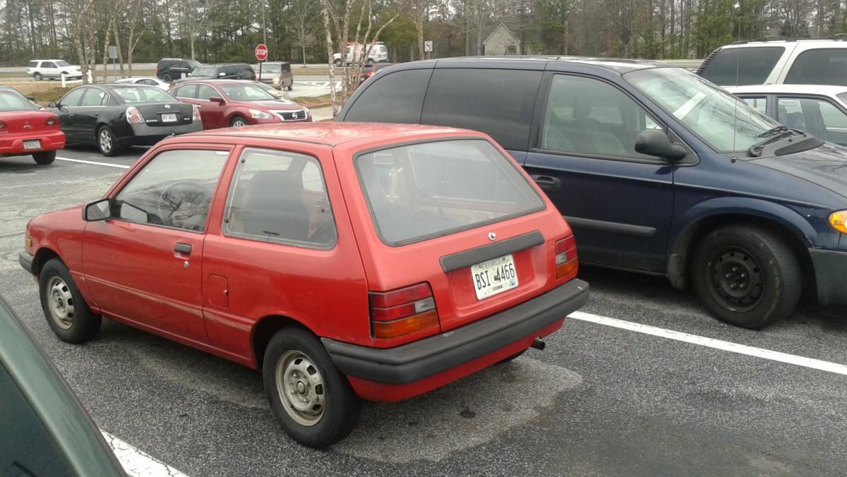 CC Capsule: 1985 Chevrolet Sprint – The Brave Little Toaster