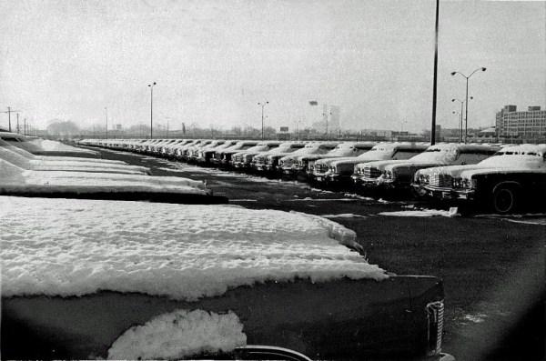 Chrysler sales bank 1970s