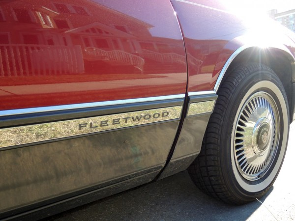 1991 Cadillac Fleetwood Coupe