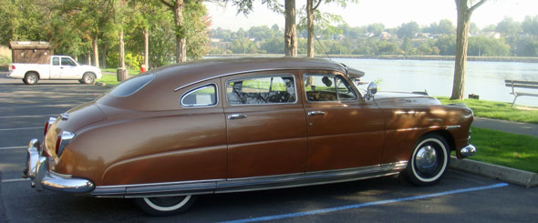 Hudson 1948 side