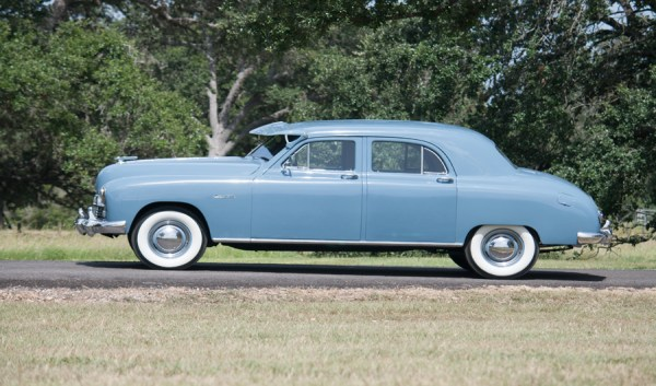 Kaiser 1947 Sedan Profile