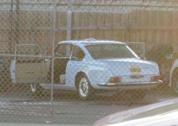 Lancia Flavia Coupe 2