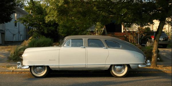Nash 1949 airflite