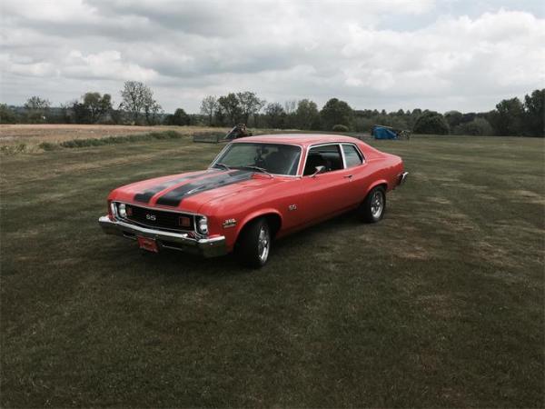 Nova 1973 ss red