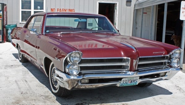 Pontiac 1965 catalina 4 door f hdtp