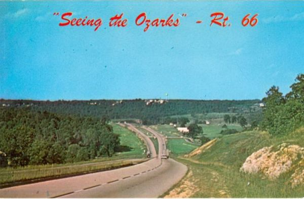 Seeing the Ozarks