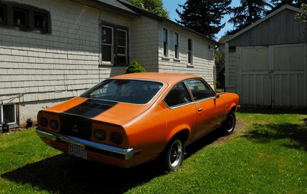 Vega 1973 gt rq