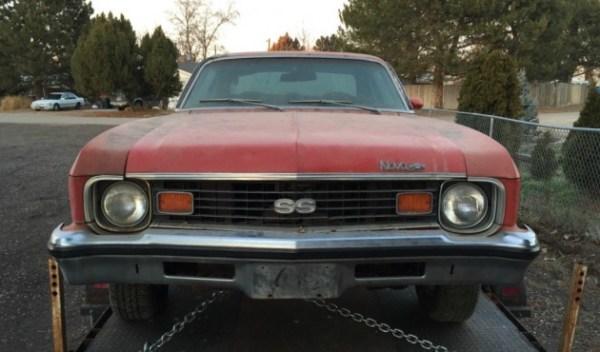 nova 1973 tow truck