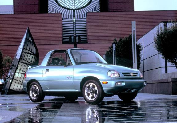 suzuki x-90 3