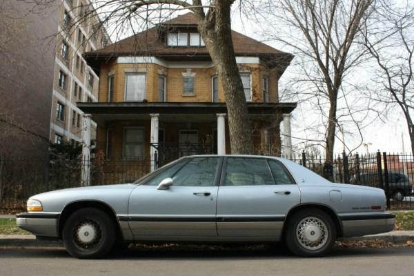 013 - 1991 Buick Park Avenue CC