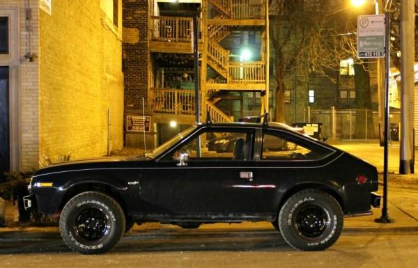 015 - 1981 - '83 AMC Eagle SX4 Series 50 CC